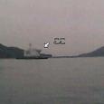 浮かぶブリッジ(船橋)