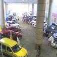 輸入車ショー in 近くのスーパー