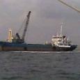 ガット船(砂利運搬船)