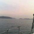 二月七日の瀬戸内海